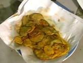 Fried Squash And Zucchini Chips